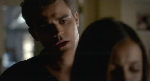 The Vampire Diaries S4x06 - Stefan is worried about Elena