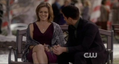 The Vampire Diaries S4x09 - Tyler has a talk with his Mom