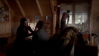 The Vampire Diaries S4x11 - Elena discussing Damon's methods