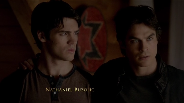 The Vampire Diaries S4x11 - Damon and Jer