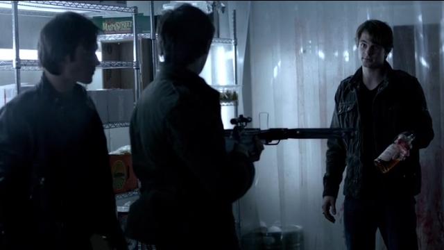 The Vampire Diaries S4x11 - Kol's intimate gathering