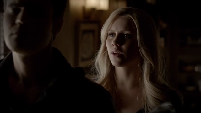 The Vampire Diaries S4x11 - Rebekah and Stefan, sexy