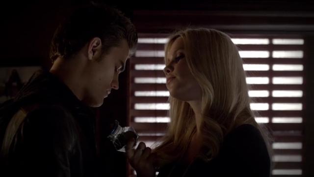The Vampire Diaries S4x11 - Stefan and Rebekah