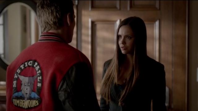 The Vampire Diaries S4x11 - Matt slaps Elena with Words