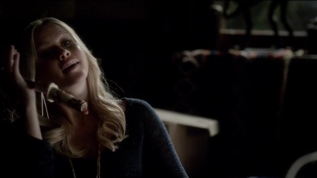 The Vampire Diaries S4x11 - Rebekah