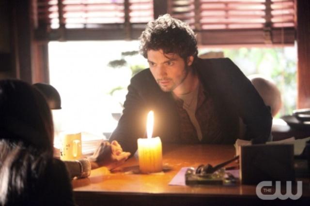 The Vampire Diaries S4x11 - Atticus and Bonnie