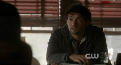 The Vampire Diaries S4x10 - Bonnie tells Shane she no longer needs his help