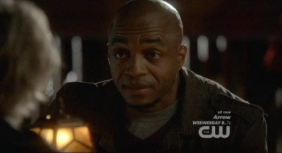 The Vampire Diaries S4x10 - Rudy Hopkins is given a task