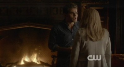 The Vampire Diaries S4x10 - Stefan tries to make a deal with Rebekah
