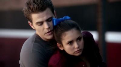 The Vampire Diaries S4x16 - Stefan verveining Elena