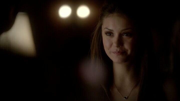 The Vampire Diaries S4x16 - Elena sassy panties