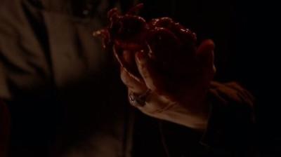 The Vampire Diaries S4x16 - Will's heart, bye bye