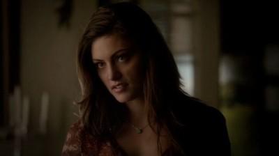 The Vampire Diaries S4x16 - Phoebe Tonkin as Hayley