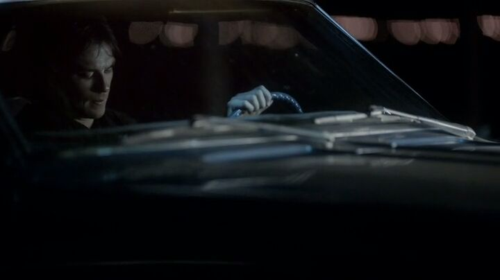 The Vampire Diaries S4x16 - Damon leaving with Elena for New York City