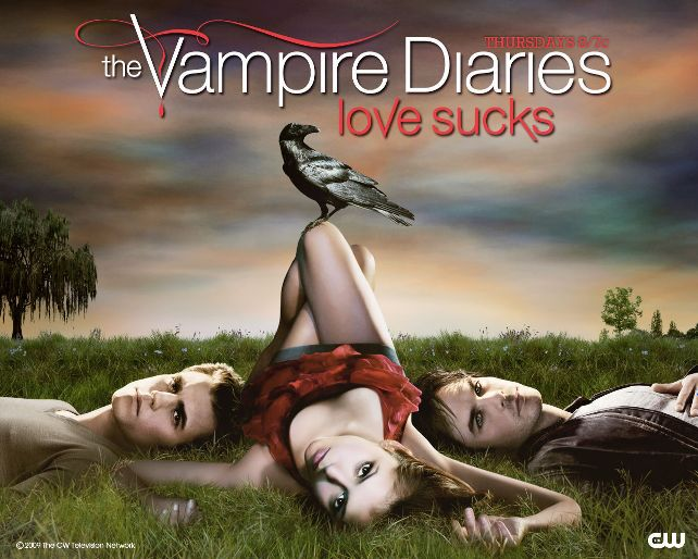 The Vampire Diaries Banner - Click to learn more at the official CW web site!