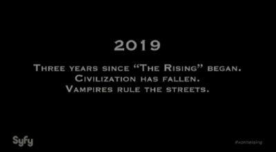 Van Helsing-S1x01 Story line 2019
