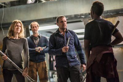 Van Helsing S1x01 Survivors
