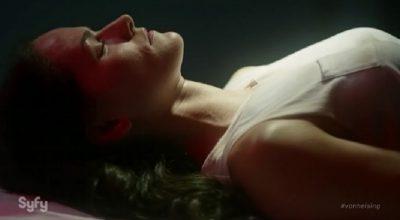 Van Helsing S1x01 Opening scene with Vanessa Van Helsing