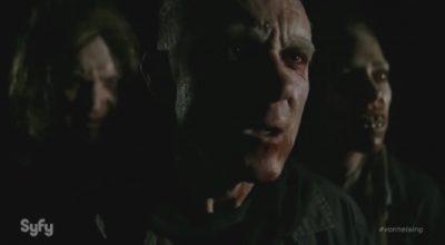 Van Helsing S1x01 The Vampires breach the hospital