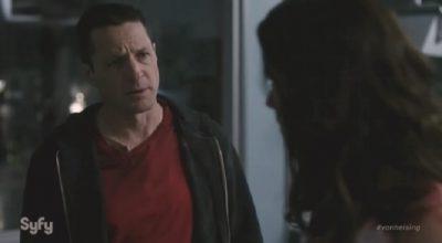 Van Helsing S1x01 Vampire spy Ted offers to help Vanessa escape