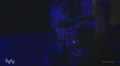 Van Helsing S1x01 Vincent Gale as Flesh