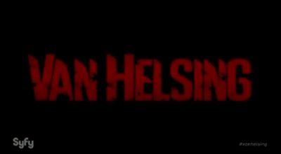 Van Helsing new title screen banner