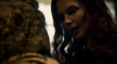 Van Helsing S1x06 Rebecca shows up to deal with Sheema