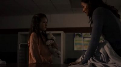 Van Helsing S1x06 Vanessa tells Callie to play hide and seek