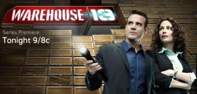 Warehouse 13 - 2010 Banner - Click to learn more at Syfy