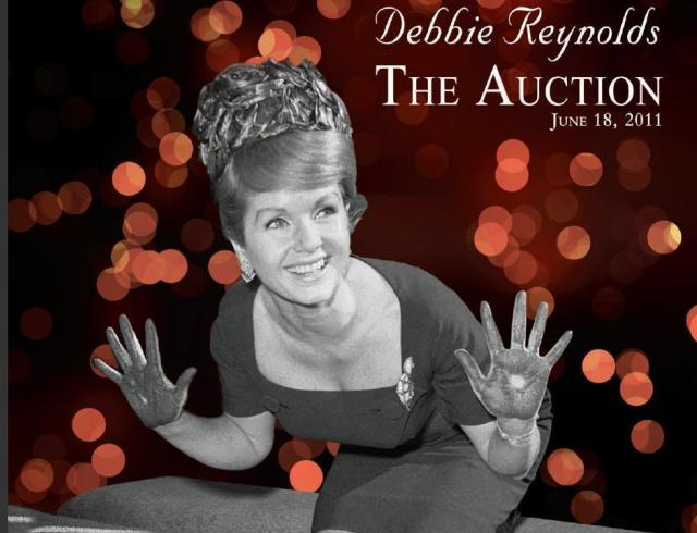 Hollywood Auction 43 - Debbie Reynolds - Click to learn more at Profiles in History!