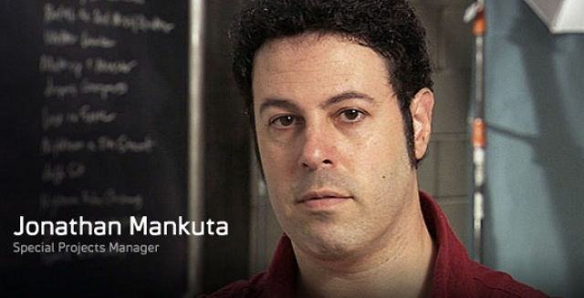 Hollywood Treasure - Jonathan Mankuta - Click to learn more at Syfy!