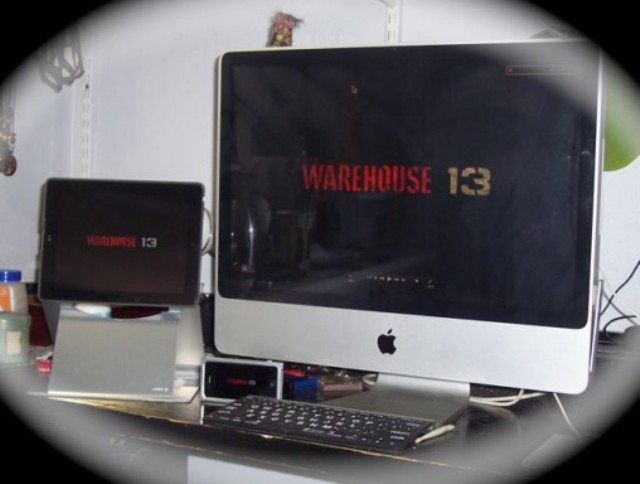 Warehouse 13 - On all my computing devices!