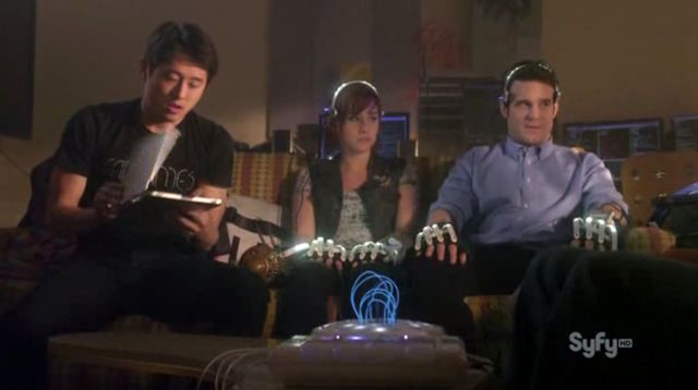 Warehouse 13 S3x06 - More of gamers
