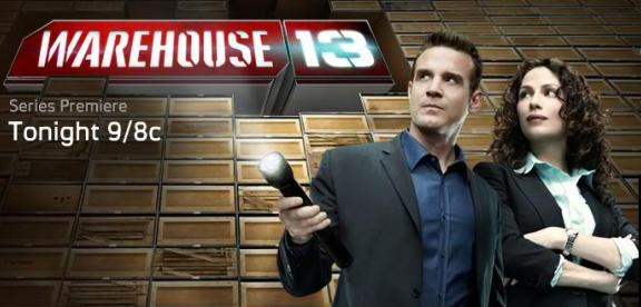Warehouse13 Banner - Click to learn more at Syfy!