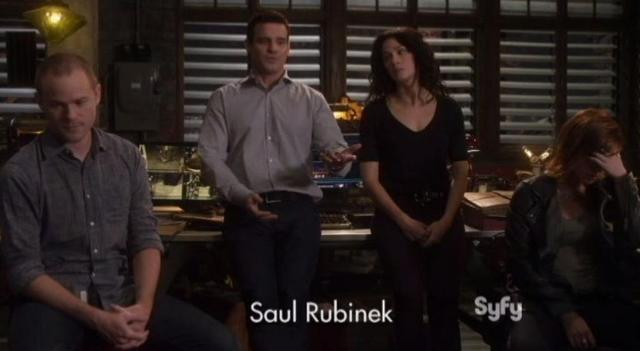 Warehouse 13 S4x11 An unhappy team