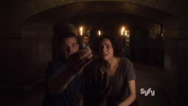 Warehouse 13 S4x11 Finding the ring