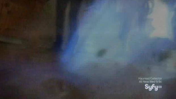 Warehouse 13 S4x12 Evan artifact lantern