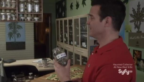 Warehouse 13 S4x12 in Fine Young Cannabis