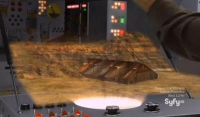 Warehouse 13 S4x15 3D landscape
