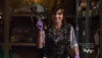 Warehouse 13 S4x15 Claudia Is Trouble