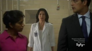 Warehouse 13 S4x15 HG Wells shows up