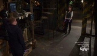 Warehouse 13 S4x15 What is going on