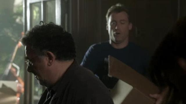 Warehouse13 S4X16 Artie discovers crap collector