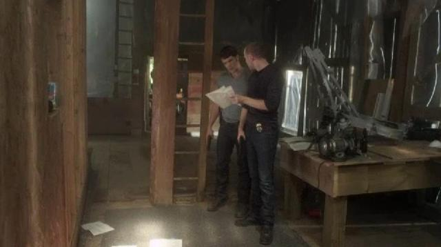 Warehouse13 S4X16 At safe house