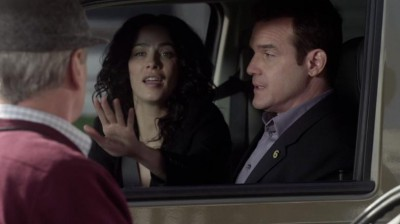 Warehouse 13 S4x17 Colonel Myka and Pete
