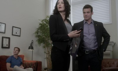 Warehouse 13 S4x17 Myka Pete and Rog