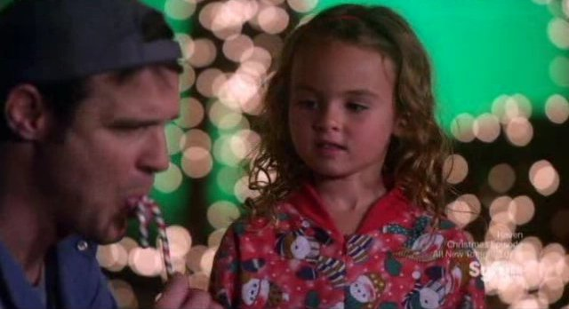 Warehouse 13 S3x13 - Pete gets a Candy Cane