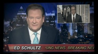Warehouse 13 S4x01 - Ed Schultz and Lester Holt of MSNBC add realism to A New Hope
