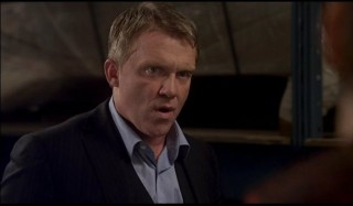 Warehouse 13 S4x01 - Evil Walter Sykes portrayed by Anthony Michael Hall