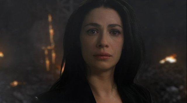 Warehouse 13 S4x01 - Myka is heart broken